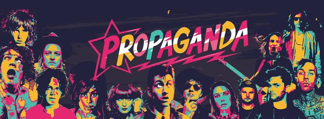Propaganda Glasgow