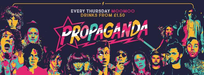 Propaganda Cheltenham – Scouting for Girls' Roy Stride DJ Set!