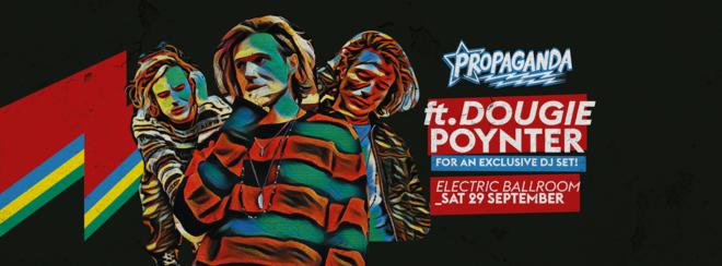 Dougie Poynter (Former McFly/ Ink) DJ Set at Propaganda London