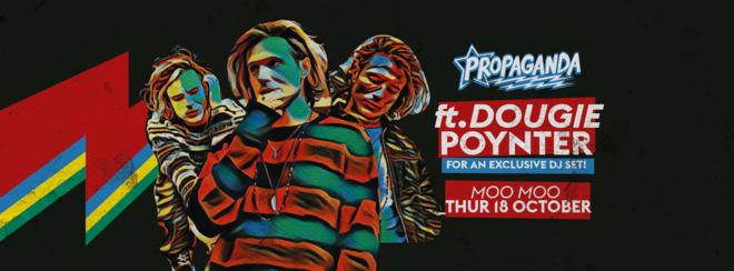 Dougie Poynter (Former McFly/ Ink) DJ Set at Propaganda Cheltenham
