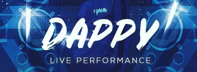 Halo Sessions w/ DAPPY (Live Performance)