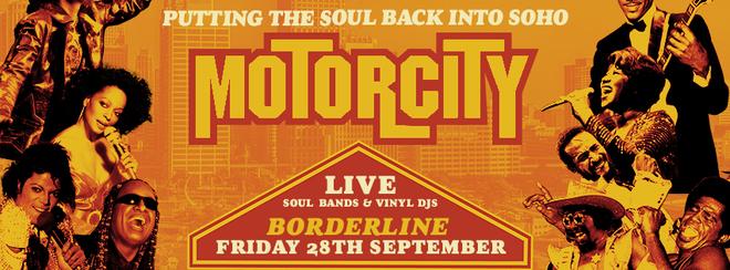 Motorcity - Soul, Funk, Disco
