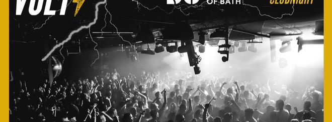 VOLT / The SU University Of Bath – Official Club Night Launch!