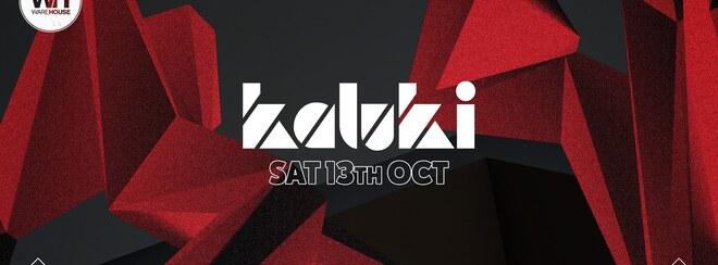 Kaluki (Lineup Coming Soon) • Saturday 13th October