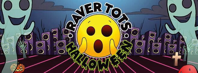 Raver Tots Halloween Party Bath Pavillion