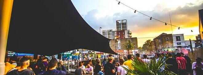 Triple Cooked: London Summer Day & Night Terrace Party
