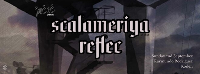 Jaded with Scalameriya