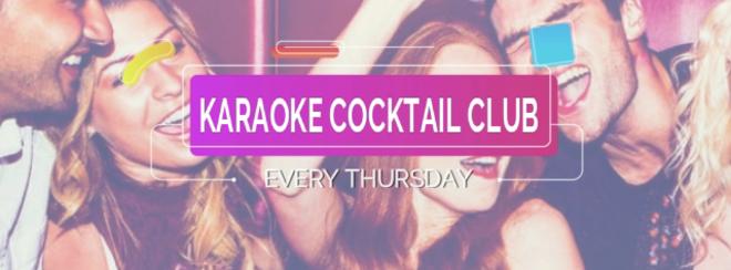 Karaoke Cocktail Club