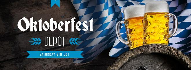 The Official Oktoberfest 2018