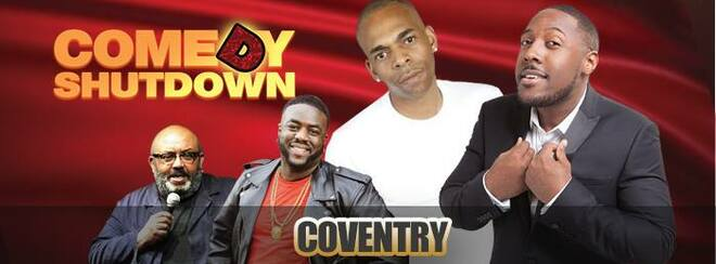 Comedy Shutdown – Black History Month : Coventry