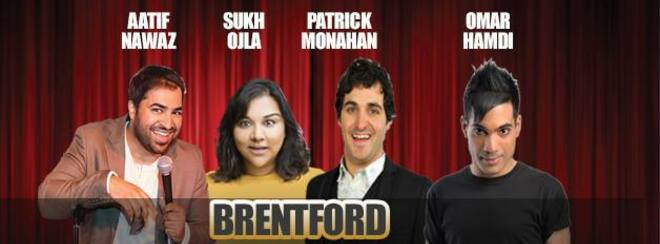 Desi Central Comedy Tour : Brentford