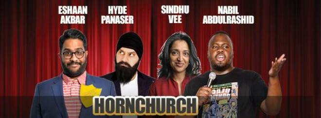 Desi Central Comedy Tour : Hornchurch
