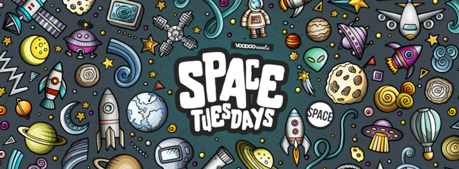 Space Tuesdays : Leeds – Mystery Giveaway