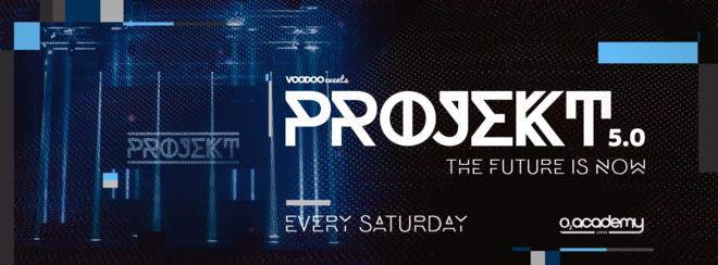 PROJEKT – Saturdays at O2 Academy