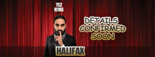Desi Central Comedy Tour : Halifax