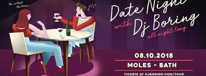 Multicolour Presents: Date Night with DJ Boring (All Night Long)