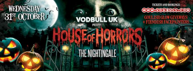 Halloween House of Horrors