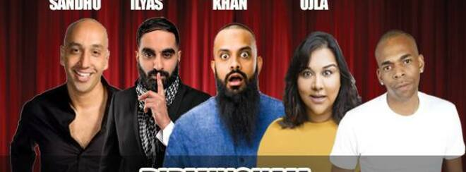 Desi Central Comedy Tour : Birmingham