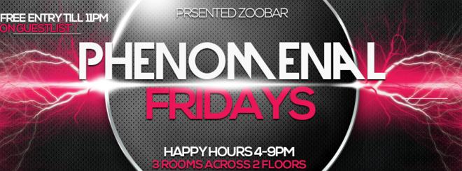 Phenomenal Fridays