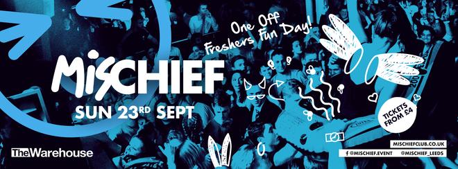 Mischief | Freshers Sunday Fun House