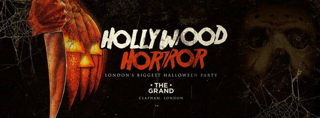 Hollywood Horror Halloween Party at The Grand, Clapham