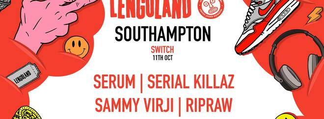 Lengoland Southampton • Thursday 11th October