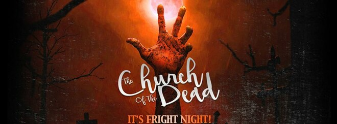 Halo-Ween Presents The Church Of The Dead