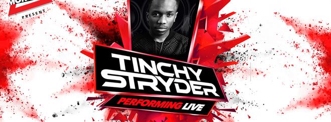 Tinchy Stryder LIVE at Halo 24.09.18