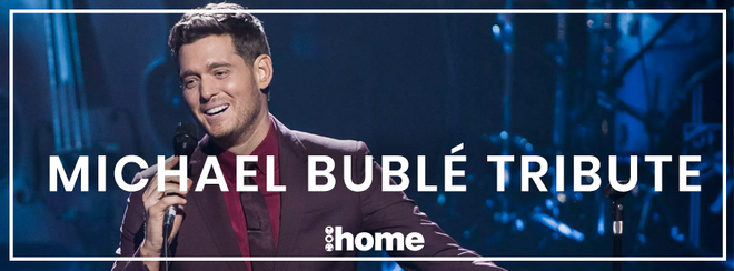 Michael Buble Tribute Night  'Buble Reborn'