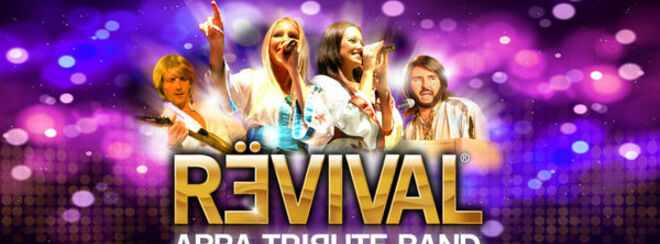 Abba Revival: The Tribute – Christmas Parties at The Buttermarket