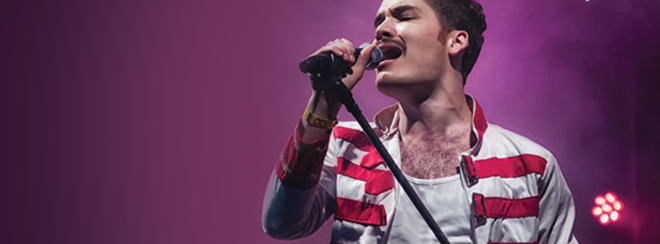 The Best of Queen: Tribute – Christmas Parties at The Buttermarket