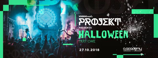 PROJEKT Halloween Part 1 at O2 Academy Leeds