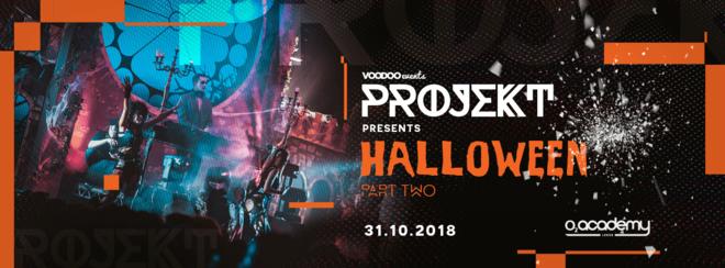 PROJEKT Halloween Part 2 at O2 Academy Leeds