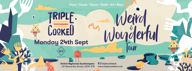 Triple Cooked: Southampton – Weird & Wonderful