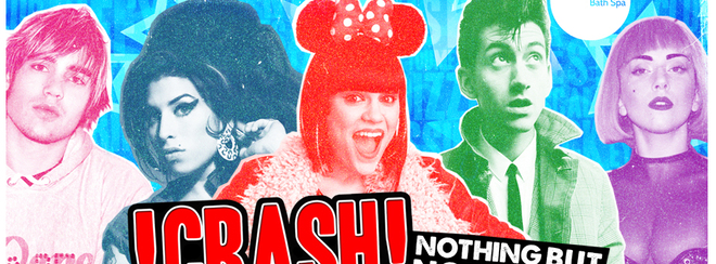 !CRASH! – Nothing But Noughties! Freshers Welcome Party!
