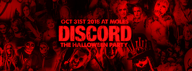 The Discord Halloween Party!