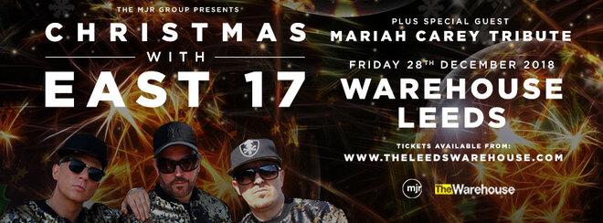 Christmas With East 17 – Leeds