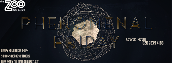 Phenomenal Fridays