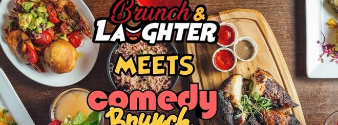 Brunch & Laughter (Birmingham) Meets Comedy Brunch (London)