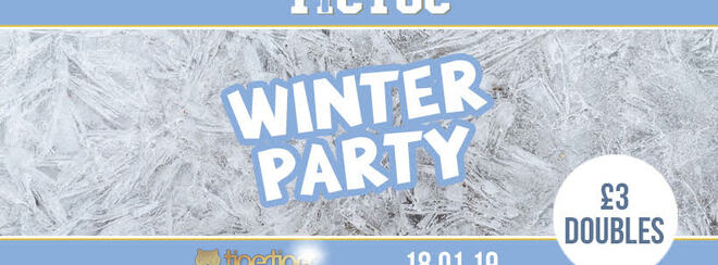 Tic Toc Presents - The Winter Party