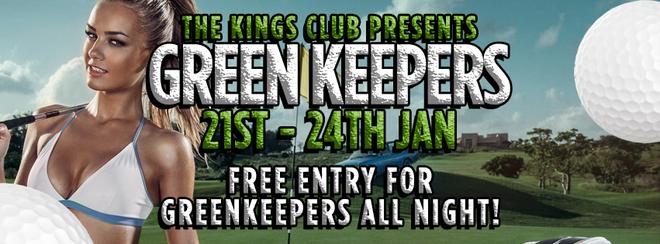 Greenkeepers At Kings