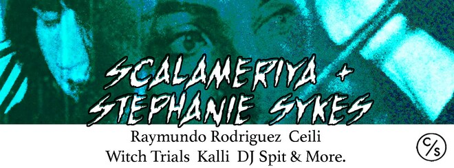 Jaded with Scalameriya & Stephanie Sykes