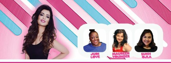 LOL (Ladies Of Laughter) With Noreen Khan : Northampton