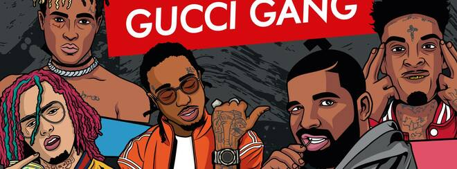 Gucci Gang – Trap Night (Manchester)