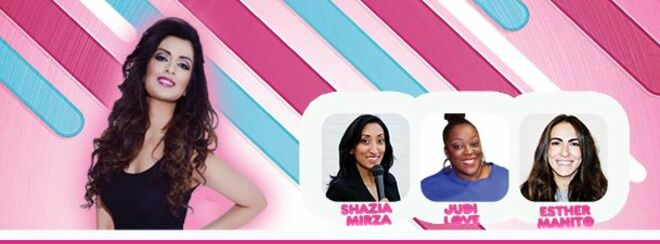 LOL (Ladies Of Laughter) With Noreen Khan : Manchester