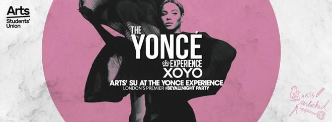 Arts' SU Does The Yoncé Experience