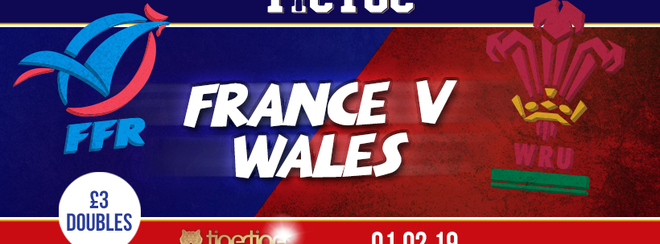 Tic Toc // Wales v France Afters