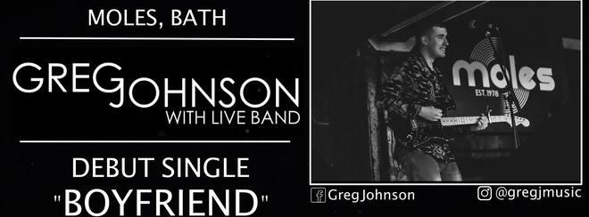 GREG JOHNSON + BEAU SEJØUR & THE RELATIVE