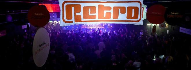 Retro: Paul Taylor all night long / 500 Free Guest List