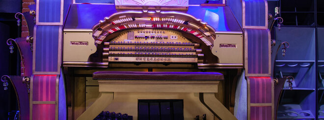 Organ Recital with Cameron Lloyd & Aaron Hawthorne